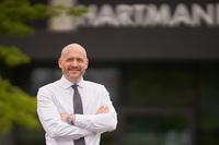 Olaf Engler leitet Vertrieb Privatkunden bei Hartmann Tresore
