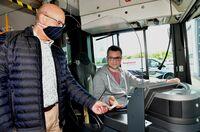 Virenschutz im Linienbus