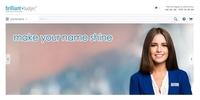 brilliant badges® geht mit englischem Shop online