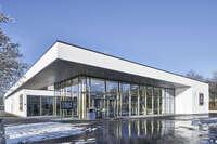 Viertausend Mal öffnen und schließen - jeden Tag: GEZE ECdrive T2 für eine der modernsten Aldi-Filialen Deutschlands