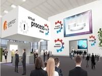 Neue, virtuelle Messe für die Prozessindustrie
