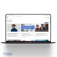 NTT DATA erhält zwei Auszeichnungen des German Brand Award 2020