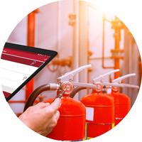 Mobiler Kundendienst für den Brandschutz