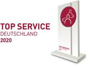TOP SERVICE DEUTSCHLAND 2020: PLANETHOME WIEDERHOLT FÜR KUNDENORIENTIERUNG AUSGEZEICHNET
