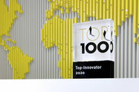 GEZE als TOP 100 Innovator im Mittelstand ausgezeichnet