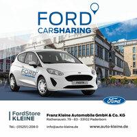 Carsharing: Ford Kleine macht den Einstieg leichter
