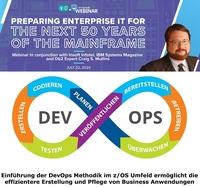 Webinar: Vorbereitung der Unternehmens-IT auf die Mainframe-Umgebungen der nächsten 50 Jahre