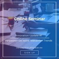 Innovation update #1 für Unternehmen zu aktuellen Trends