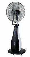 Sichler Haushaltsgeräte Stand-Sprühnebel-Ventilator