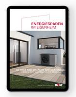 Kostenloses E-Book von WOLF mit Tipps zum Energiesparen im Eigenheim