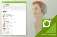 Ab sofort verfügbar: ProCall Enterprise in Version 7