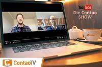 Contao TV - das neue Event-Format. Gemeinsam aber mit Abstand!