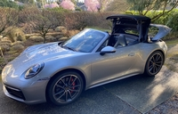 SmartTOP additional convertible top control for Porsche Carrera Cabriolet now available