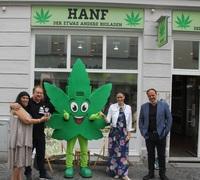 Neue Anlaufstation für Hanffreunde in Landshut