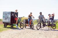 Neues Lasten E-Bike - GWW baut ihre Marke XCYC Pickup weiter aus
