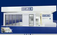 GEZE Produkte online erleben: Digitaler Messe-Auftritt präsentiert innovative Technologien