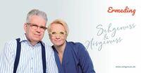 Sehgenuss und Hörgenuss Ermeding ab 03.08.2020 mit neuem Fachgeschäft für Augenoptik und Hörakustik in Mönchengladbach