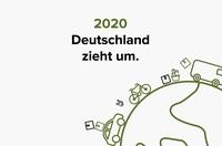 Studie 2020 - Deutschland zieht um