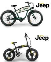 Jeep E-Bikes ab sofort in Deutschland, Österreich und der Schweiz