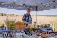 Regionales und Saisonales auf dem Markt am Schmachter See