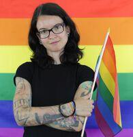 """""""Pride""""-Song für CSD-Saison: Linda Wirth präsentiert Lied"""
