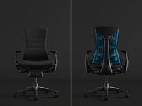 Herman Miller und Logitech G präsentieren Embody Gaming-Stuhl