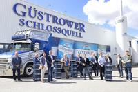 Spendenaktion von Güstrower Schlossquell: 17.500 Euro Corona-Hilfe für die Gastronomie in Mecklenburg-Vorpommern