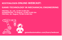 GAME-TECHNOLOGY IN MECHANICAL ENGINEERING