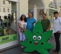 Eldorado für Hanffreunde in Ingolstadt eröffnet