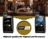 TIPP OIL Top Manufacturer has made history
