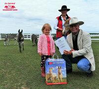 Ballermann Ranch - 1. Kinder-Botschafterin der geretteten Tiere ernannt