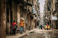 Trauriger Rekord: Halb Syrien hungert / Inflation lässt die Not nach Angaben der SOS-Kinderdörfer massiv ansteigen