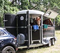 Mit-Pferden-reisen.de informiert: Planung für die Pferde-Reise mit Pferdeanhänger