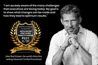 Roel Schaart - internationally accredited Advanced Certified Practitioner #31