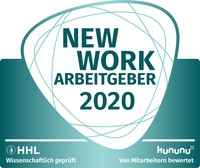 New Work SE: TAM Akademie erhält als erstes Unternehmen New Work Arbeitgebersiegel