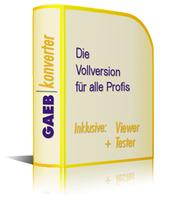 GAEB-Dateien einfach und schnell bearbeiten