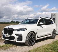 Mit-Pferden-reisen.de Pferdeanhänger-Zugfahrzeugtest BMW X7 xDrive 30d