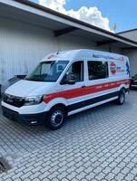 MAN TRUCK & BUS in Leipzig übergibt neues Fahrzeug