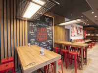 Chicken Ahoi! - neues KFC Restaurant in Hamburg Altona
