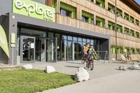 Explorer Hotel Nesselwang: Base-Camp für sportlichen Familienurlaub in Bayern