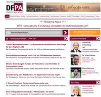 Besucherrekord: Immer mehr Investment- und Finanzprofis, Journalisten und Partner nutzen die DFPA