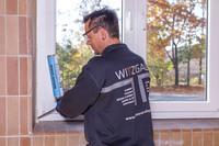 Fensterbauer sind beim Sammeln spitze