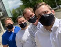 Gut geschützt im Job - Ein Düsseldorfer Unternehmen macht es vor!