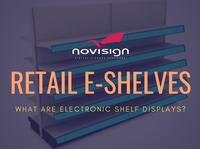 NOVISIGN und LUXX Light Technology  präsentieren High End Shelf Display Lösungen