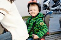 """Fahrrad-""""Taxi"""" für den Nachwuchs - Verbraucherinformation der ERGO Group"""