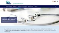 biolitec: Informationsmodul zur digitalen Kommunikation mit Ärzten online - Neue Proktologen-APP jetzt downloaden