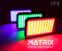 PFY Matrix - Portables Video RGB Licht