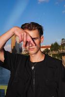So gut ist der österreichische Rap Newcomer Markus Mathers