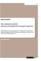 Wie geht die neue EU-Richtlinie ATAD gegen Steuerparadiese vor?