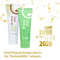 Award für Umweltfreundliche Tuben von Essel Propack